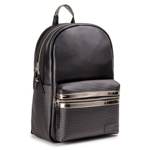 Рюкзак BBAG PIXEL BASIC BLACK GOLD