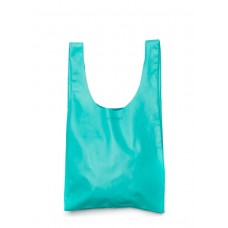 Кожаная сумка POOLPARTY Tote leather blue
